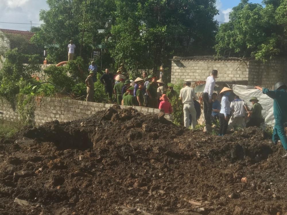 Hạ Long (Quảng Ninh): Cưỡng chế giải phóng mặt bằng công trình xây dựng Bệnh viện lão khoa