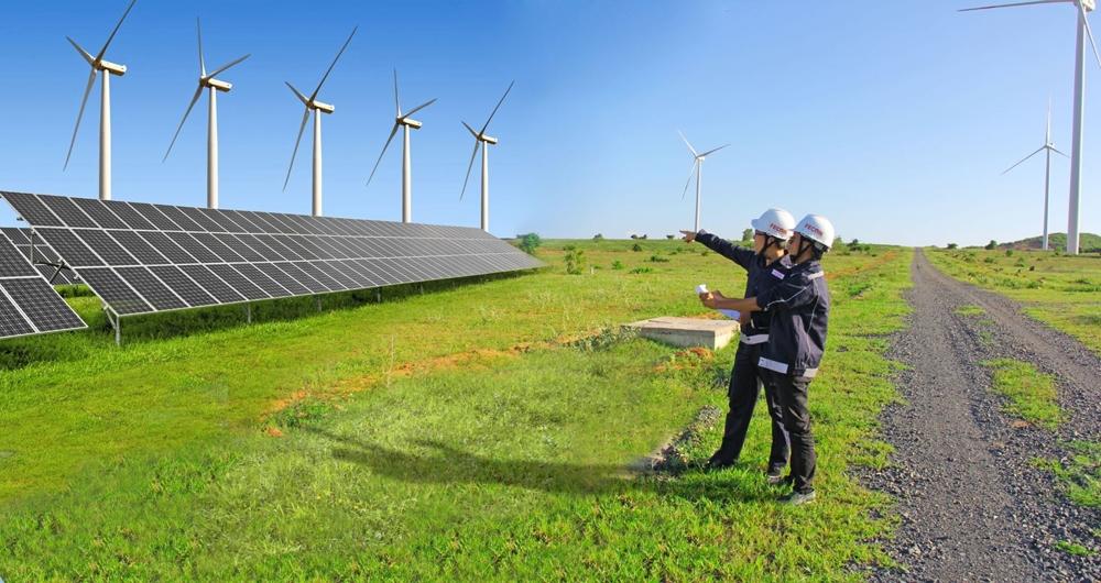 Năng lượng điện gió – Bước đi chiến lược của những doanh nghiệp Việt