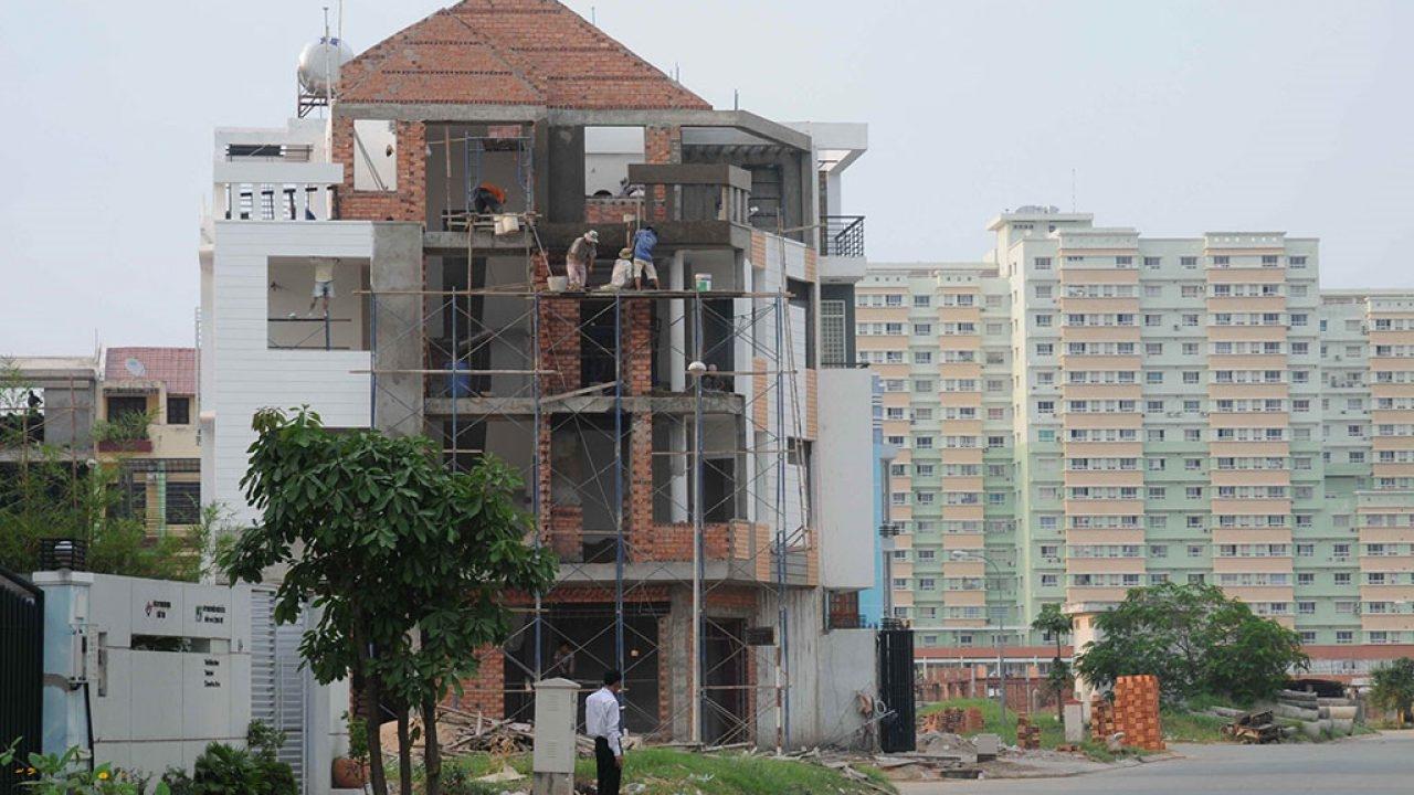 Tăng cường kiểm soát việc xây dựng nhà ở riêng lẻ thiết kế nhiều tầng, nhiều căn hộ ở
