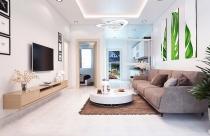 Ý tưởng thiết kế trang trí nội thất khiến nhà ở chung cư đẹp mê mẩn