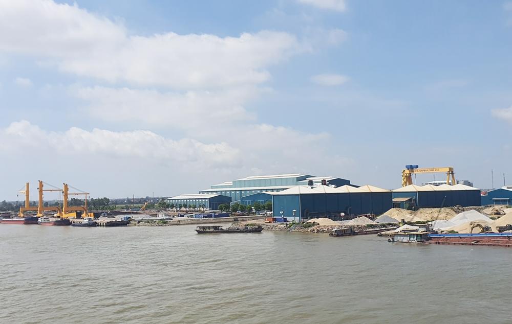 Hải Phòng: Nói về bài báo Sở Xây dựng Hải Phòng tự ý cấp phép 30.000m2 đất ven sông