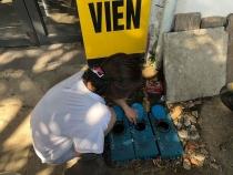 Thành phố Vinh: Phản hồi thông tin Báo điện tử Xây dựng phản ánh
