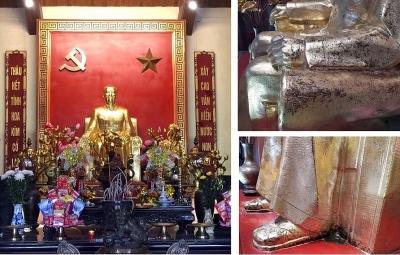 Thái Nguyên: Nhiều hạng mục tại Nhà tưởng niệm Chủ tịch Hồ Chí Minh cần được tu bổ, sửa chữa
