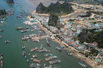 Quảng Ninh phê duyệt quy hoạch 1/2000 Khu vực Đông Bắc Cái Bầu