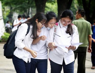 Hà Nội: Đảm bảo an toàn chống dịch và tổ chức thành công kỳ thi tuyển sinh vào lớp 10 THPT