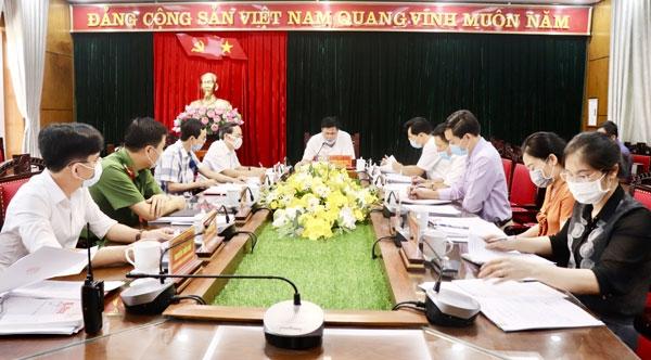vinh yen vinh phuc se tien hanh cuong che tren 70 biet thu cong trinh xay dung trai phep