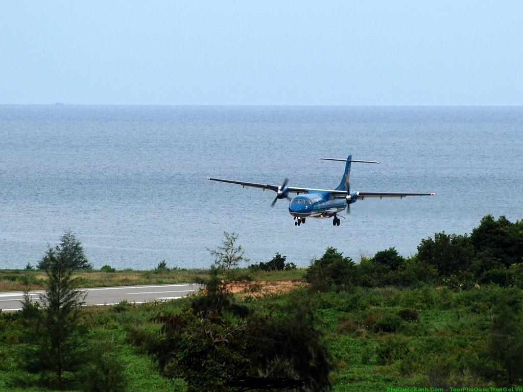 Phú Quốc: Đề nghị dừng các chuyến bay cho đến khi dịch Covid-19 được kiểm soát