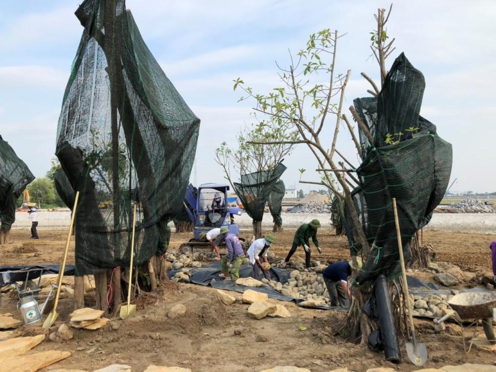 Hải Phòng khởi công xây dựng sa hình chiến thắng Điện Biên Phủ