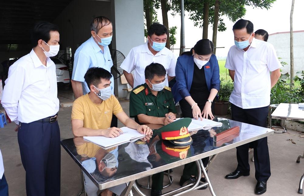 Thái Nguyên: Quyết sách, hành động và niềm tin