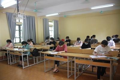 Ngành Giáo dục Vĩnh Phúc nỗ lực để học sinh có kết quả tốt nghiệp THPT tốt nhất