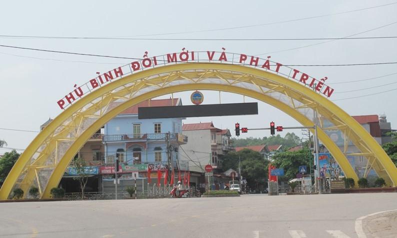thai nguyen xay dung huyen phu binh co ban dat tieu chuan thi xa vao nam 2025