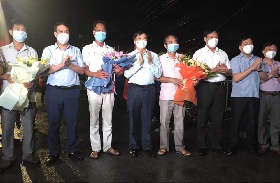 Bắc Ninh: Gỡ bỏ phỏng tỏa 3 thôn với hơn 1000 dân của huyện Thuận Thành