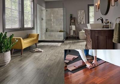 Cách chọn sàn gỗ công nghiệp đẹp, tiết kiệm chi phí