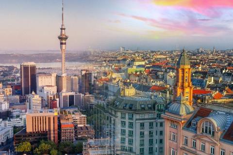 Thành phố đáng sống nhất thế giới năm 2021