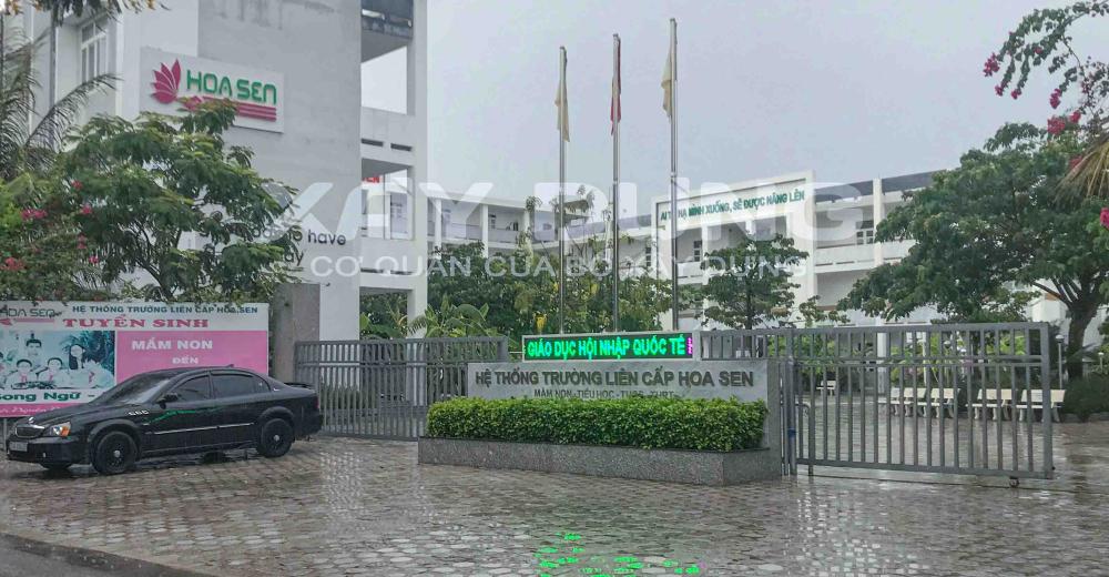 Ninh Thuận: Khôi hài trường Hội nhập Quốc tế lại đi mượn thiết bị để phục vụ dạy thí nghiệm, thực hành