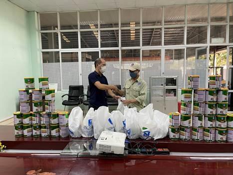 Công đoàn Xây dựng Việt Nam hỗ trợ đoàn viên, người lao động tại Bắc Ninh