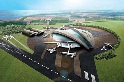 Sân bay vũ trụ mới sắp được mở cửa ở Anh