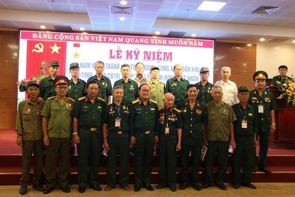 Cựu chiến binh Tiểu đoàn 1 Long An, Quân khu7: Dấu ấn thời bình