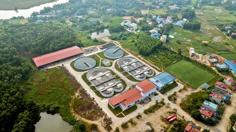 thai nguyen van hanh tro lai nha may xu ly nuoc thai gia sang
