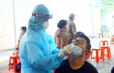 Việt Nam ghi nhận thêm 100 ca mắc COVID-19 trong buổi trưa 14/6