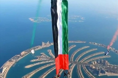 UAE - Quốc gia biến những điều không thể thành có thể