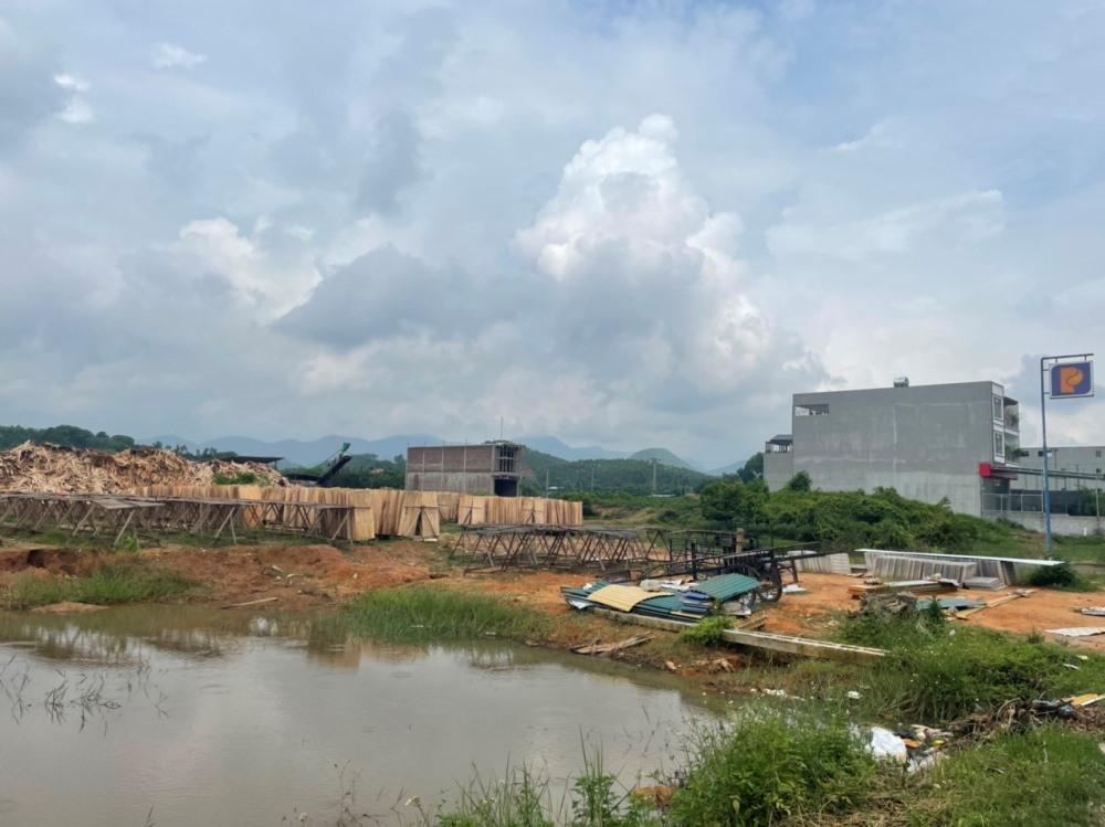 Vĩnh Phúc: Huyện Lập Thạch sẽ cưỡng chế thu hồi đất các trường hợp không bàn giao mặt bằng tại xã Hợp Lý