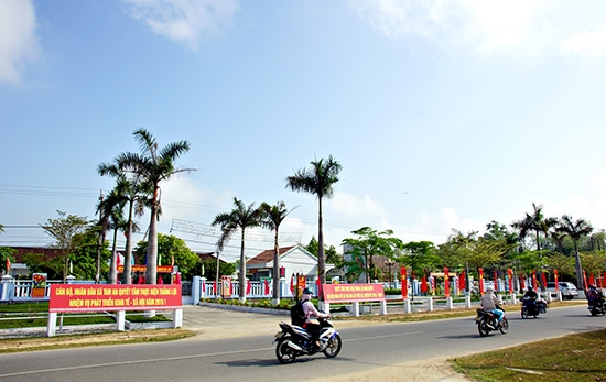 Quảng Nam: Sẽ có Khu đô thị giáo dục Quốc tế tại Phú Ninh