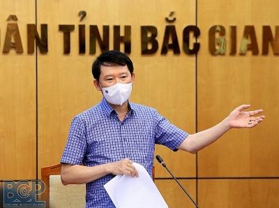 Bắc Giang đặt mục tiêu dập dịch trong 1 tuần