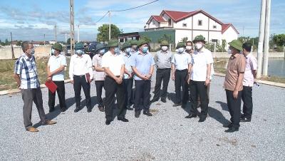 Quảng Bình: Sớm hoàn thành, bố trí tái định cư cho người dân