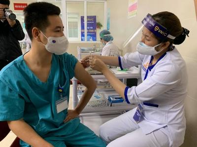 Tiêm vắc xin phòng COVID-19 là biện pháp hiệu quả phòng, chống dịch bệnh