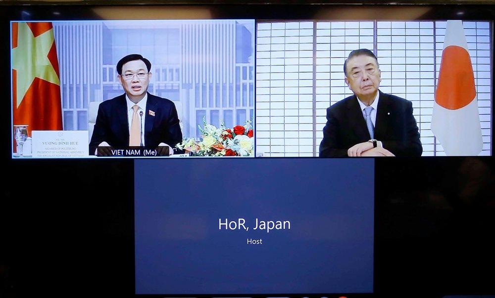 Nhật Bản sẽ tiếp tục hỗ trợ Việt Nam tiêm ngừa Covid-19