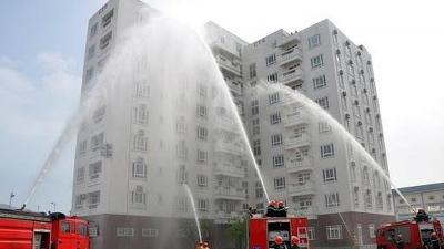Điểm mới của QCVN04:2021/BXD: Thống nhất quy định an toàn cháy cho nhà chung cư