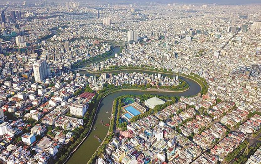 Hơn 321 triệu USD cho quản trị đô thị và thúc đẩy phục hồi toàn diện