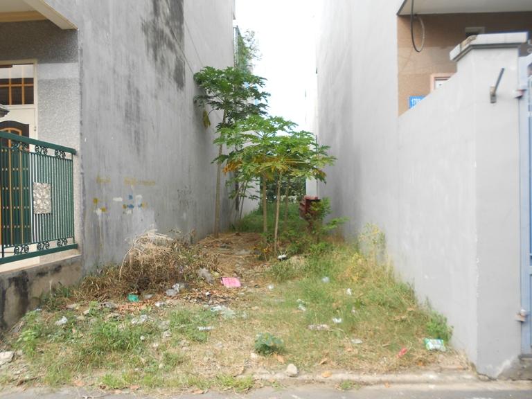 Cấp giấy chứng nhận quyền sử dụng đất đối với thửa đất nhỏ hơn diện tích tối thiểu