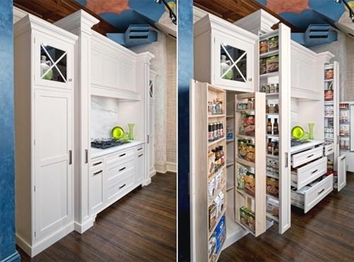 4 cách giúp căn bếp thêm gọn gàng, ngăn nắp