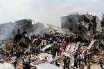 142 người thiệt mạng trong tai nạn máy bay Indonesia