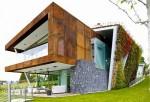 The Jewel Box Villa - Ngôi biệt thự xanh mát, tiết kiệm năng lượng