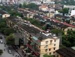Chương trình cải tạo chung cư cũ: 10 năm mới thực hiện được 2%