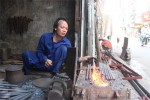 Những người thường xuyên làm việc trong cái nóng 70 độ C