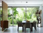 Tích tụ năng lượng gia tăng sinh khí cho nhà ở