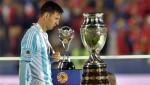 Messi từ chối nhận Quả bóng vàng Copa America 2015