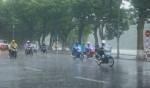 Bắc bộ mưa lớn kéo dài, tiết trời dịu mát