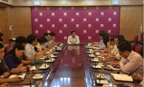 Thứ trưởng Lê Quang Hùng được bầu làm Bí thư Đảng ủy Bộ Xây dựng nhiệm kỳ 2015 – 2020