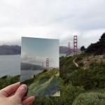 Đi du lịch theo những bức ảnh ông nội để lại