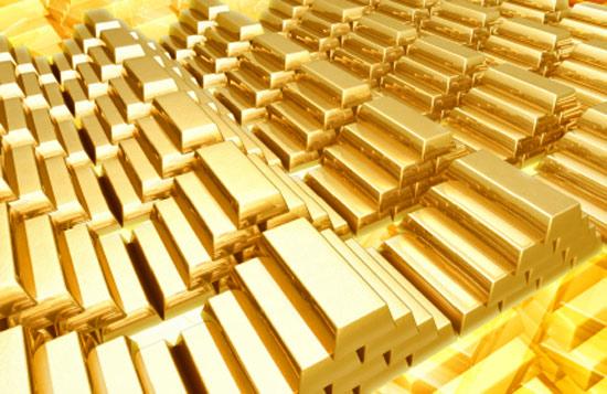 Giá vàng tụt đáy thấp nhất từ năm 2010
