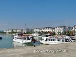 Khu du lịch quốc tế Tuần Châu phục vụ miễn phí cho nhân dân gặp nạn
