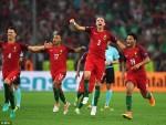 Đội tuyển Bồ Đào Nha vào bán kết sau màn