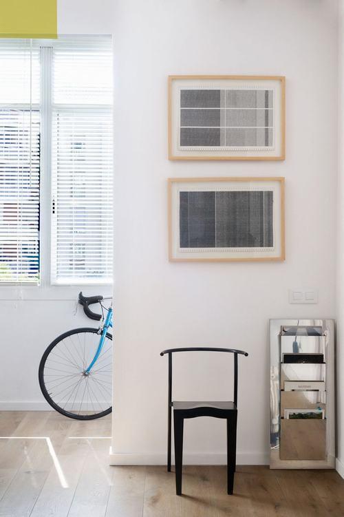 095213baoxaydung image003 Thiết kế căn hộ đa màu sắc cho gia đình hiện đại tại Barcelona