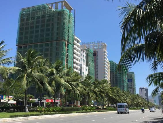 Làn sóng đầu tư bất động sản nghỉ dưỡng đang diễn ra mạnh mẽ ở Đà Nẵng