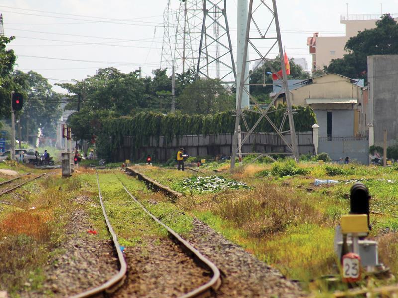 Quy hoạch ga đường sắt Bình Triệu (TP.HCM) 33.000 tỷ: Tắc 14 năm vì... vốn quá khủng